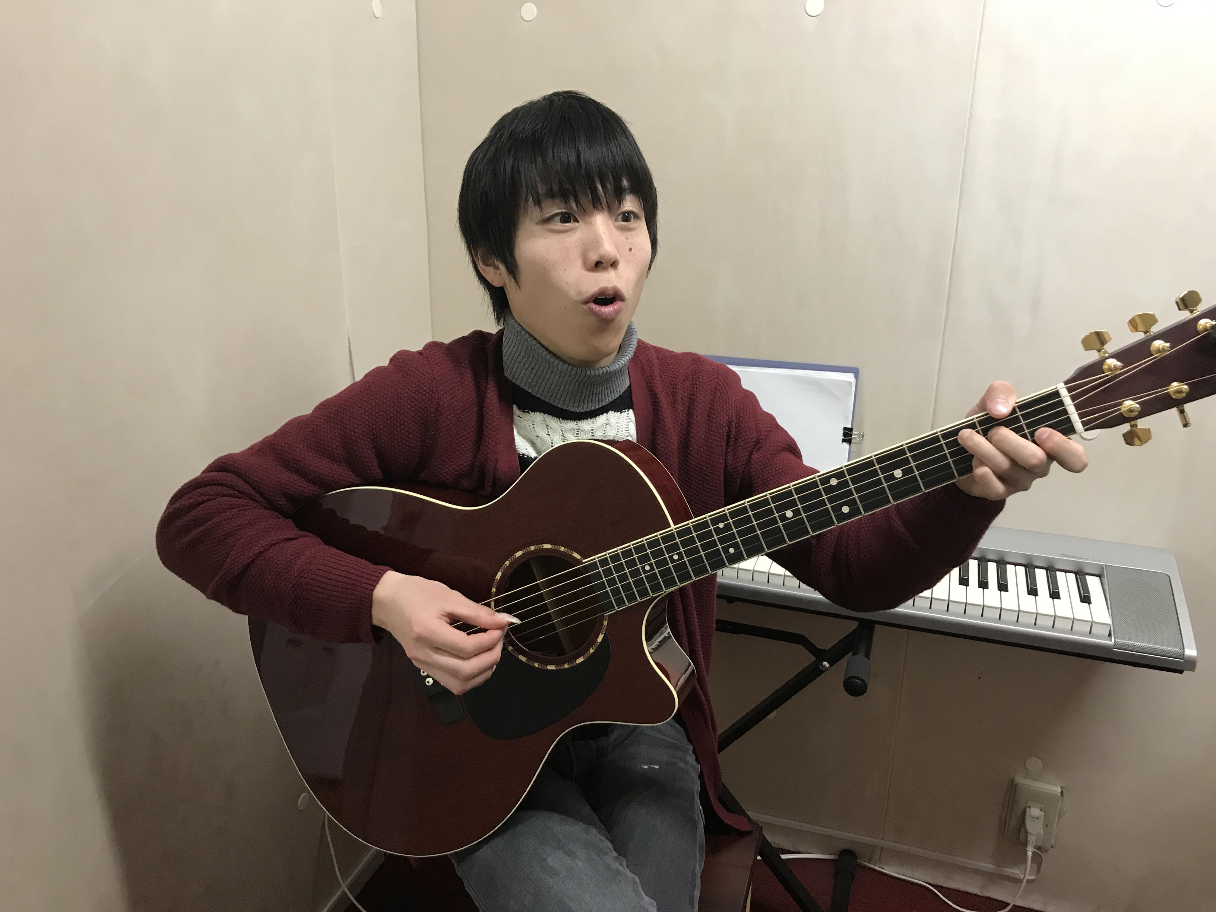 牛久・ボーカル教室